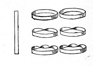 Бумажные кольца
