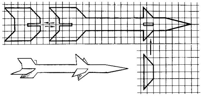 Начальное техническое моделирование схемы